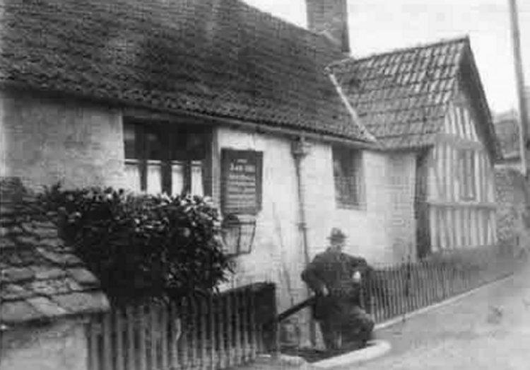 ram inn 1920